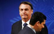 Bolsonaro põe comando da PF em xeque, e silêncio de Moro incomoda cúpula