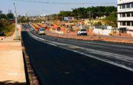 """Obras de duplicação da """"Estrada da Guia"""", em Cuiabá, entram na reta final"""