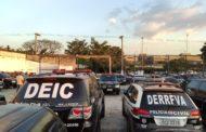 Polícia Civil deflagra operação contra grupo envolvido em furtos de veículos de locadoras