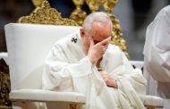 Papa denuncia lei do silêncio em casos de abuso sexual na igreja