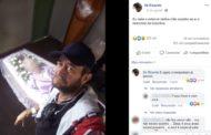 Filho que postou foto velando a mãe sozinho se surpreende com repercussão: 'Que inspire filhos a cuidar dos pais'