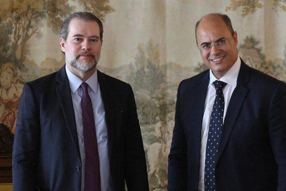 Toffoli atende a pedido de Witzel e dissolve comissão do ...